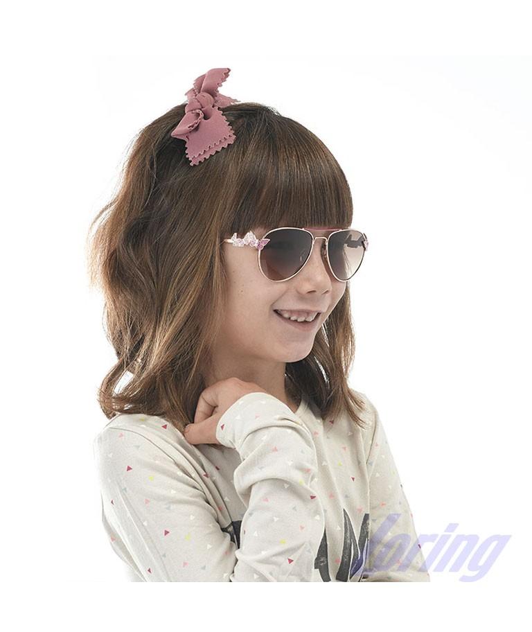 Gafas de sol niña Mariposa